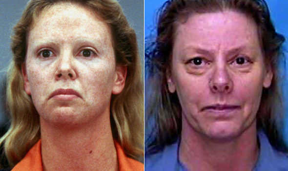 charlize theron aileen wuornos