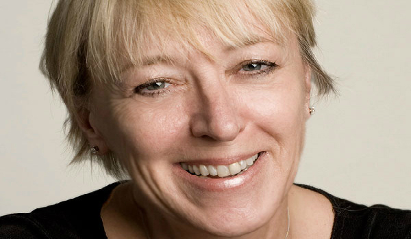 Jody Williams, winner of the 1997 Nobel Peace Prize.